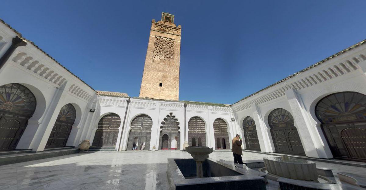Картинки по запросу grande mosquée de tlemcen